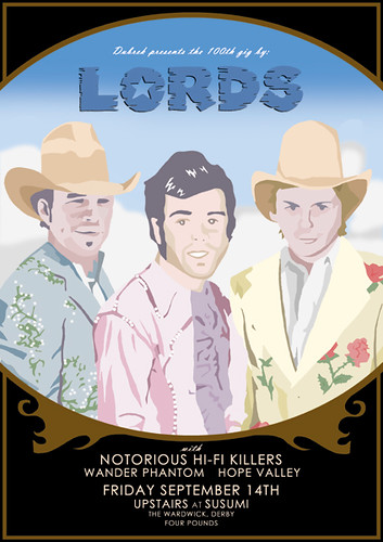 LORDS 100TH GIG