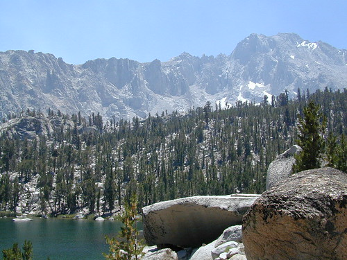 High Sierra Hiking
