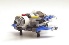 SF-84c Starhawk (peterlmorris) Tags: fighter lego eod theme gemini moc starfighter