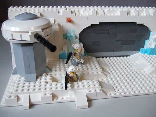 Hoth Rebel Base Mocs Lego Star Wars Eurobricks Forums