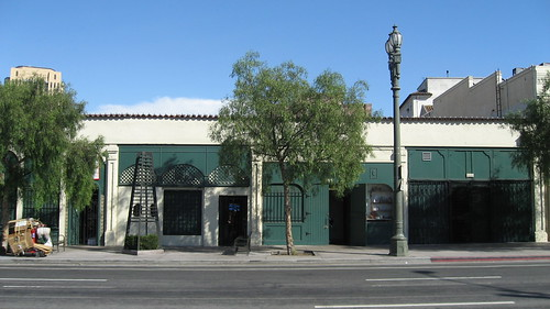 Jones Building on Main Street
