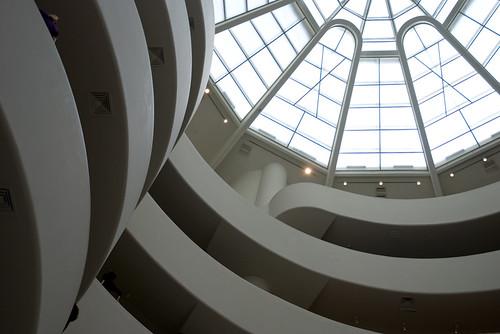 Solomon R Guggenheim Museum II
