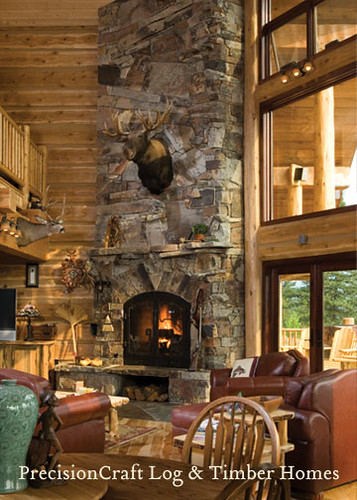 Log Homes & Timber Frame Homes – Log Home Floor Plans & Designs