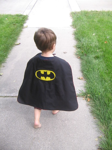 How to Make a Superhero Costume for Kids | eHow.com