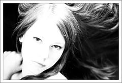 Blanco sobre negro (Francisco Javier Ruz) Tags: portrait nikond50 bn nikkor50mm18d ltytr2 ltytr1 ltytr3 ltytr4
