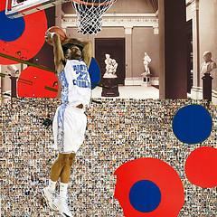 Untitled_15_markschaer_2010 (▲ ☀︎ ▲ ☀︎ ▲ ☀︎ ▲) Tags: art basketball collage digital mark montage 2010 schaer