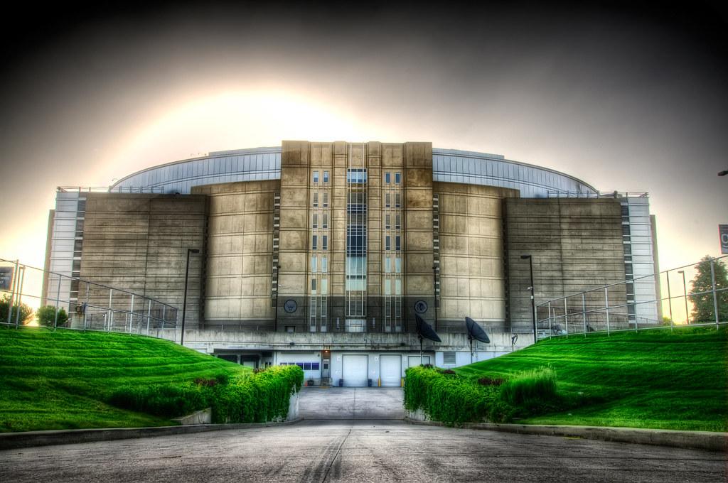 The United Center