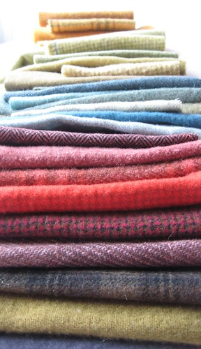 wooly rainbow