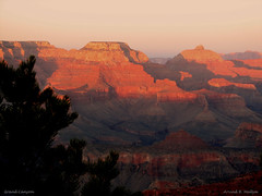 Grand Canyon Sunset USA - Arvind_M