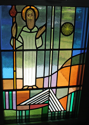 St. Joseph window