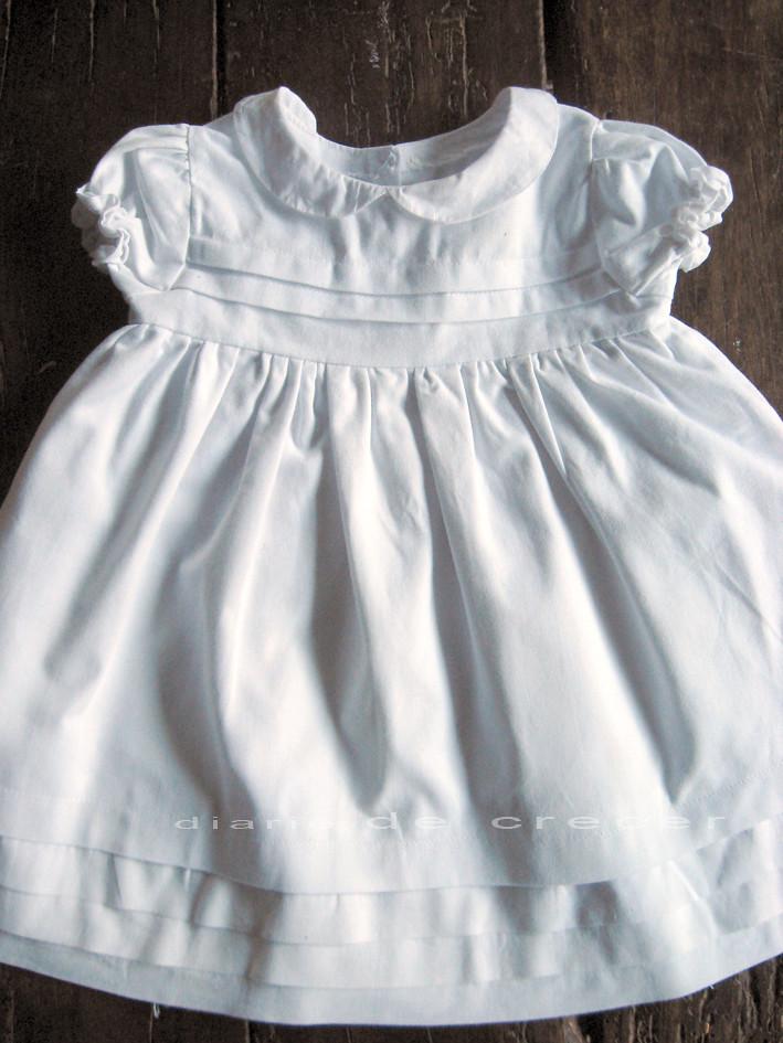 Vestido del bautismo
