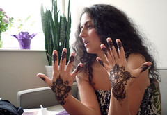 Mommy henna (kenzilicious) Tags: party baby tattoo hands hand mommy mother pregnant belly henne henna mehendi bodyart mehndi heena kenzi mehandi