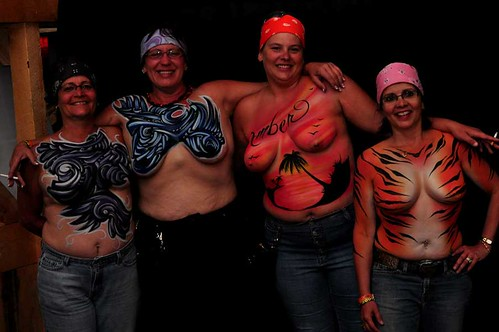 Flickriver Photoset Sturgis 2009 Body Painting By Mark Reid Art Master Body Painter