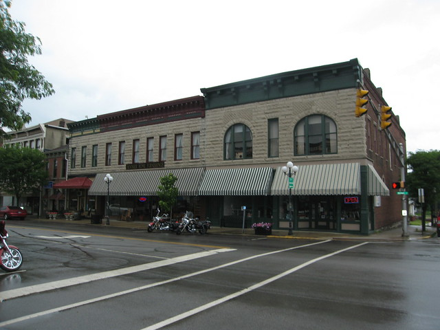 US 50 in North Vernon