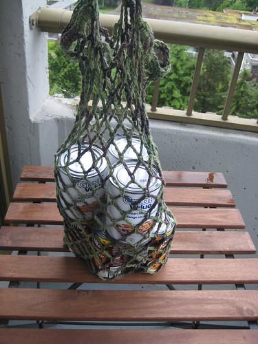 fishnet bag 1