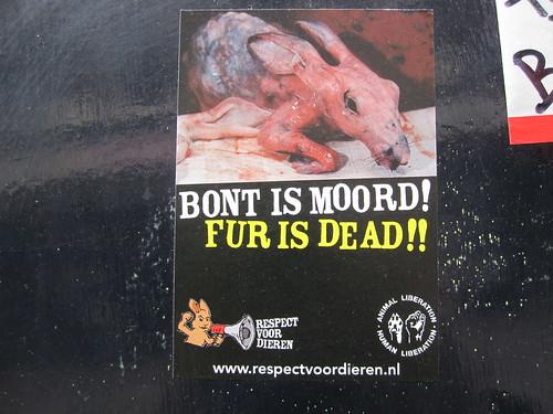 Fur is Dead!