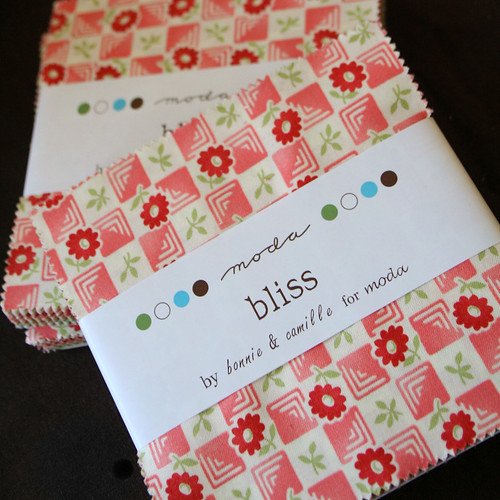 Bliss Charm Packs