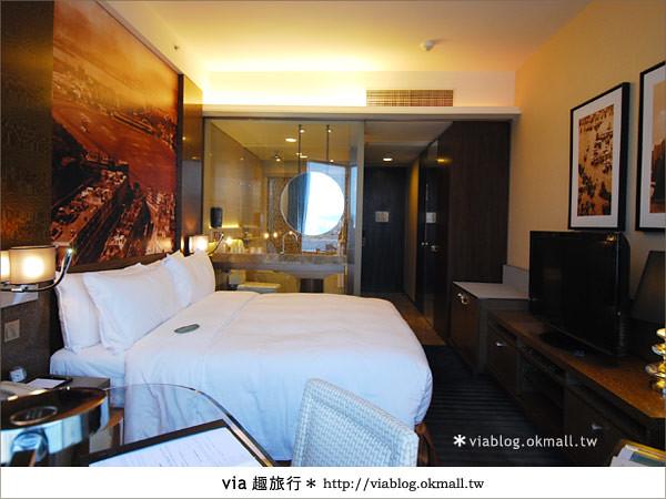 【香港自由行住宿】海景五星級酒店~港島海逸君綽酒店26