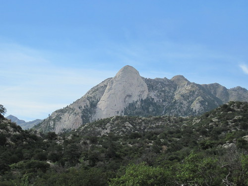 Sugarloaf Peak In the Organ Mountains