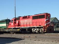 HLCX 7700, ex Tex Mex GP60, on ARZC, Parker AZ. (AA654) Tags: arizona loco az locomotive parker 7700 hlcx gp60 arizonacalifornia arzc