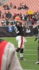 Jets @ Browns 55 (Zolotkey) Tags: newyork football cleveland jets nfl browns colt mccoy nfl2010 ryanbowl cletrip2010