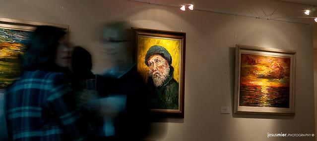 Ake Ehrenberg - exhibition