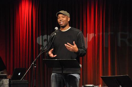 Ta-Nehisi Coates at The Anthology of Rap, 92YTribeca