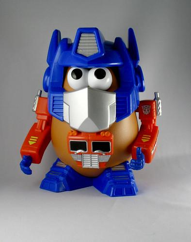 Optimash Prime