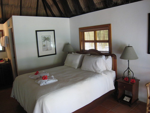 bed honeymoon belize room ambergriscaye sanpedro victoriahouse belizedistrict geonames:feature=6954179 dopplr:stay=ubj1