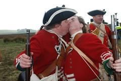 Snogging (msutherland1) Tags: battle reenactment redcoat culloden livinghistory musket hanoverian 1745 jacobite lauder msutherland1