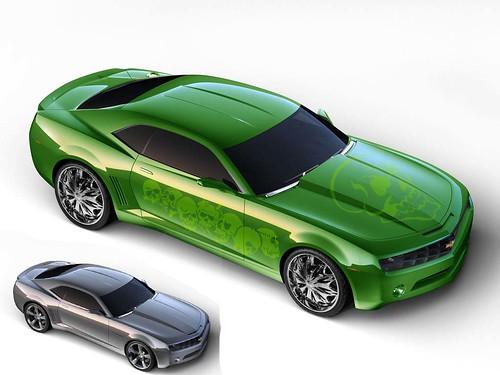 Camaro Chevrolet tuning