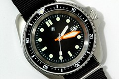 SBS styled diver's watch