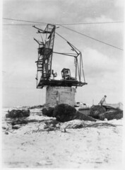 Japanese Radar Installation - Betio (afigallo) Tags: japan japanese war pacific wwii installation ww2 marines radar engineers tarawa betio