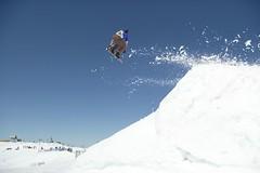 Snow + Snowboard
