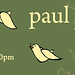 Paul Jameson Banner ad.
