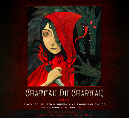 Red - Chateau Du Charnay