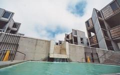 Salk (d i s - s e c t i o n) Tags: architecture la institute kahn salk jolla