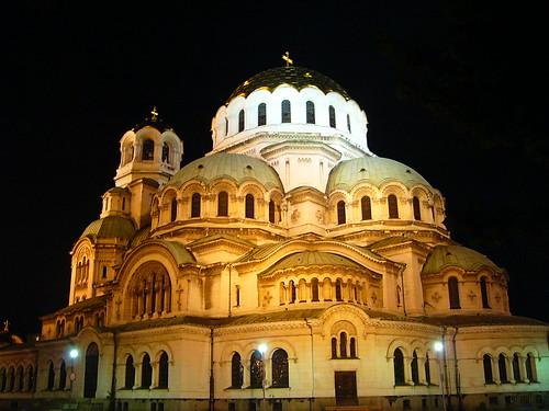 Alexander Nevsky Cathedral flickr yahoo