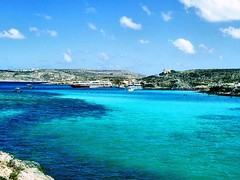 Blue Lagoon of Comino