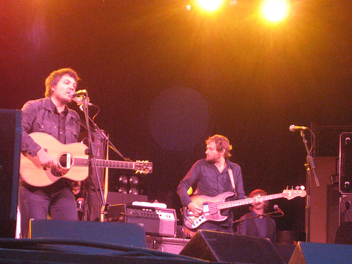 Wilco, Malkin Bowl, August 20, 2007