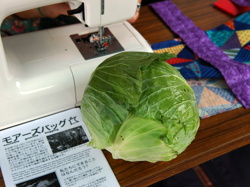Cabbage in Trade