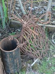 p1020919 (zebbiejohnson) Tags: sculpture art animals reserve coventry 2007 july2007 brandonmarsh