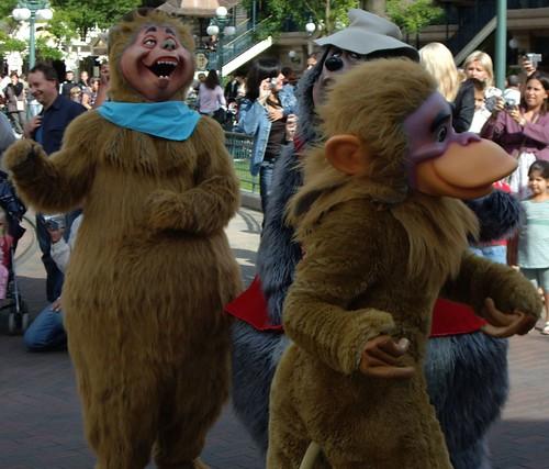 Monkey characters disney - photo#54