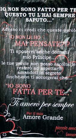 Manifesto d'amore