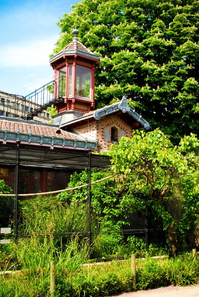 La ménagerie du Jardin des Plantes