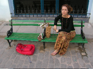 Lizabel Mónica. Habana Vieja. Diciembre de 2009.
