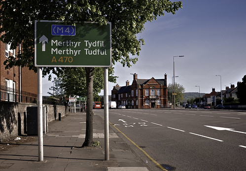 This Way To Merthyr Road