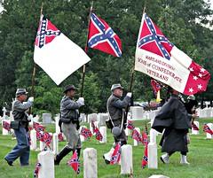 Confederate Honor Guard -- 2 (Bullneck) Tags: virginia spring uniform boots military toughguy americana arlingtonnationalcemetery macho bagpiper confederacy arlingtonva csa honorguard confederatestatesofamerica atlanticsector