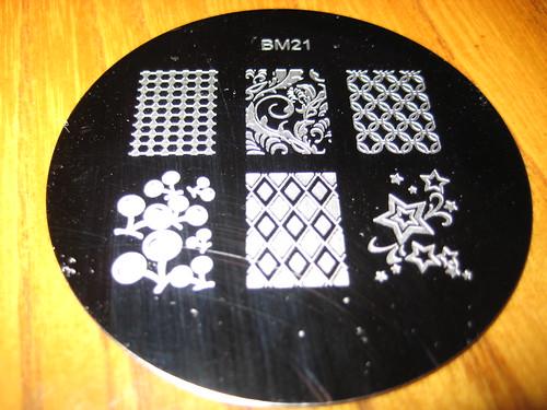 BundleMonster Plate BM21