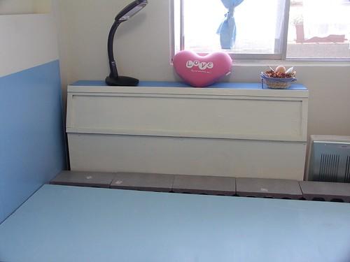 06自己漆的棉被櫃